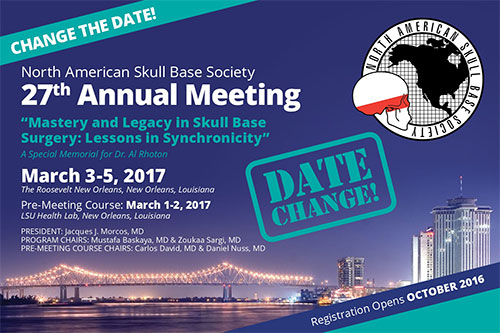 NASBS 27th Annual Meeting 2017